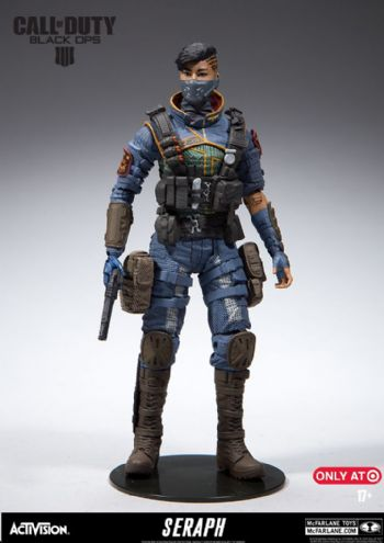 "Call Of Duty Seraph 7"" Action Figure"